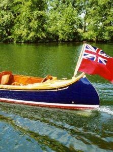 Thames Canoe Featured