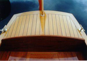 Mayfly boat