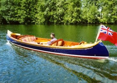 Thames Canoe 1