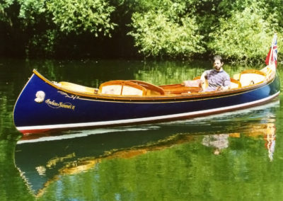 Thames Canoe 2