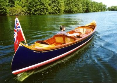 Thames Canoe 3