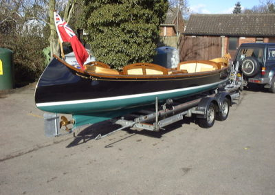 Thames Canoe 4