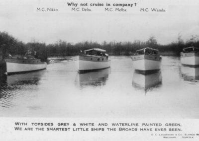 Smart ships postcard