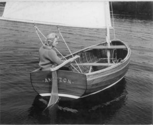 Amazon Broad Dinghy