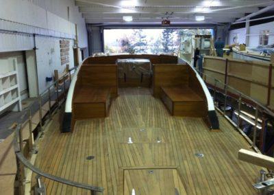 Feadship Deck