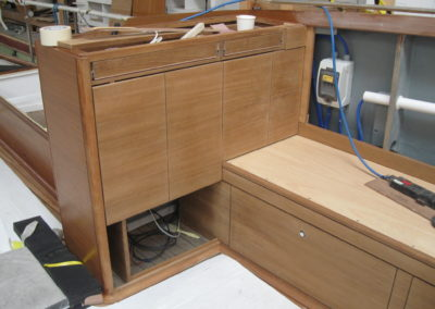 Feadship Joinery