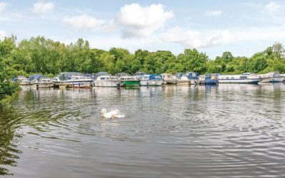 Moorings – A New Season at Bridge Broad