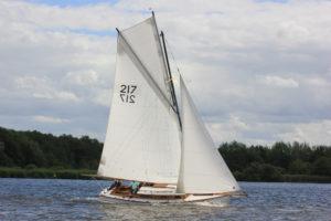 Broads Yacht