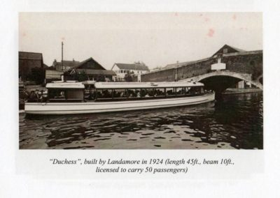 Duchess wroxham bridge