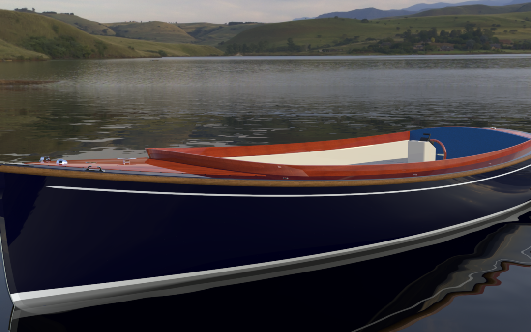 Mayfly 21 – A Stylish Gentleman's Launch